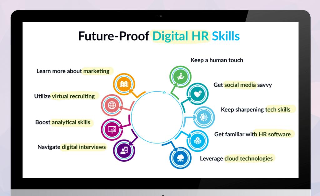 İK profesyonellerinin bilmeleri gereken dijital beceriler nelerdir?